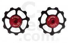 C-Bear Carbon Ceramic Jockey wheels(pull-car) - Cigala Cycling Retail