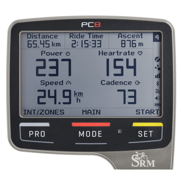 SRM Powercontrol 8 - Cigala Cycling Retail