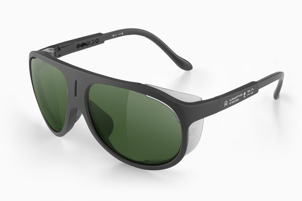 ALBA OPTICS - SOLO - BLK