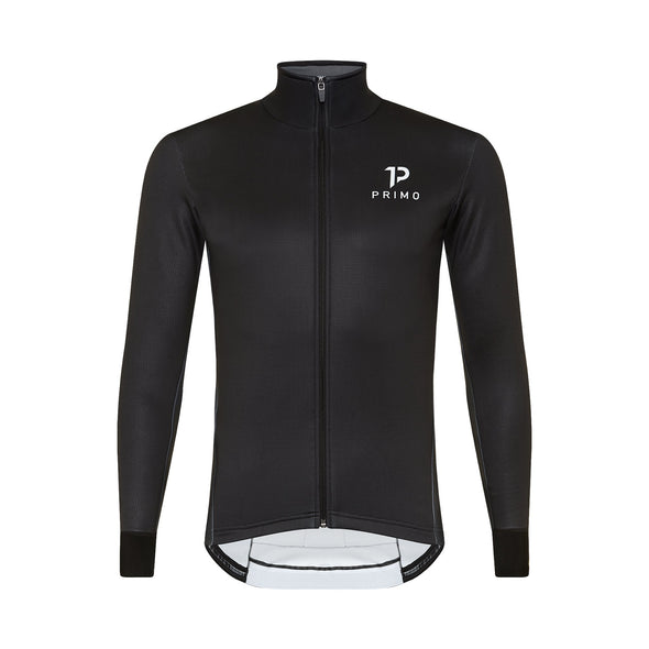Stelvio Long Sleeve Winter Jacket - PRIMO - Cycling Apparel