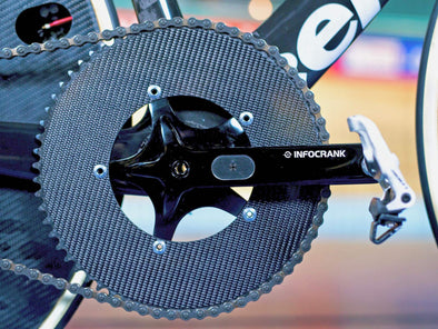 Track InfoCrank - Cigala Cycling Retail