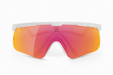 ALBA OPTICS - DELTA - WHT - Cigala Cycling Retail