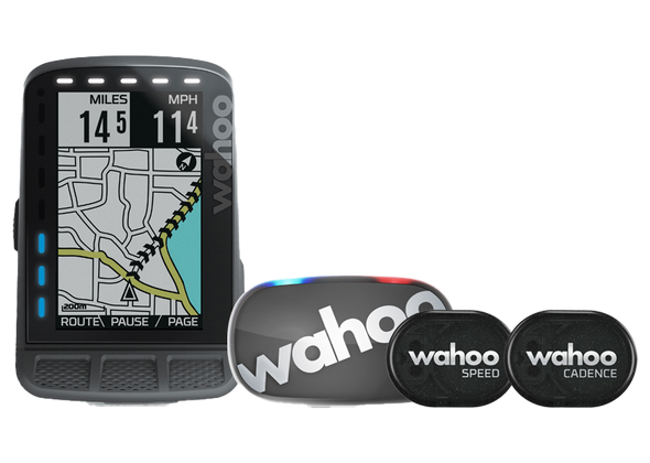 BUNDLE - Wahoo ELEMNT ROAM GPS Bike Computer - Cigala Cycling Retail