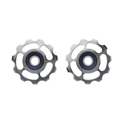 Titanium Pulley Wheels for Campagnolo 11s - Cigala Cycling Retail