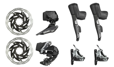 Sram Red eTap AXS HRD Upgrade Kit 2x12s