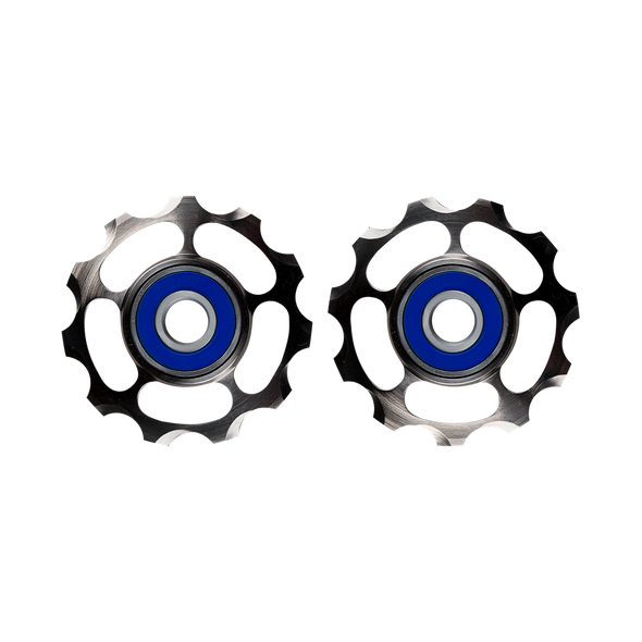 Titanium Pulley Wheels for SRAM 11s - Cigala Cycling Retail