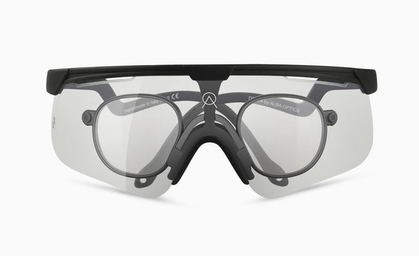 ALBA OPTICS - OPTICAL CLIP - OTG BLK - Cigala Cycling Retail