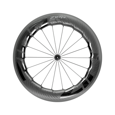 Zipp 858 NSW Tubeless Rim-Brake (Front) - Cigala Cycling Retail