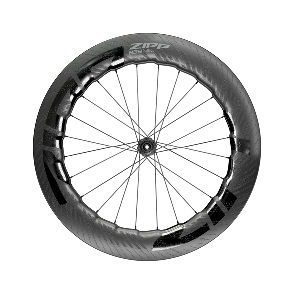 Zipp 858 NSW Tubeless Disc-Brake (Front) - Cigala Cycling Retail