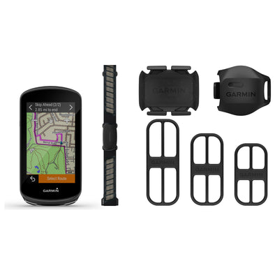 BUNDLE - Garmin Edge 1030 Plus GPS Cycling Computer