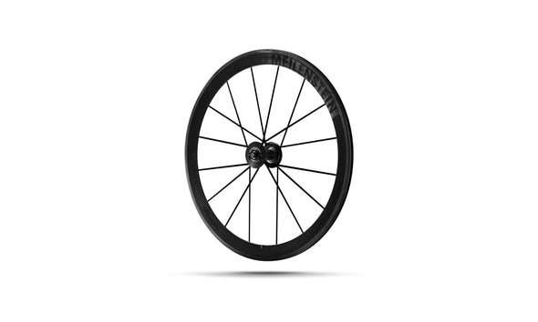 Lightweight Meilenstein T 24E Schwarz Edition Tubular – 24mm Front Wheel