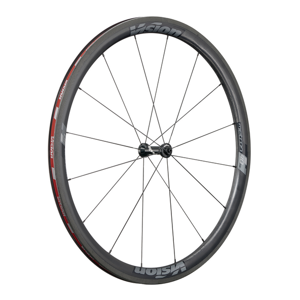 Vision Metron 40 wheelset - Cigala Cycling Retail