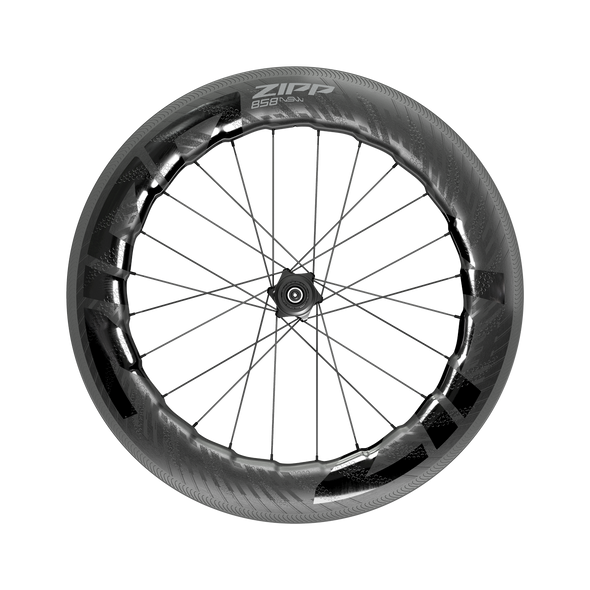 Zipp 858 NSW Tubeless Rim-Brake (Rear) - Cigala Cycling Retail