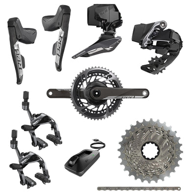 Sram Red eTap AXS 2x12s Wireless Road Groupset