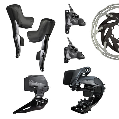 Sram Force eTap AXS HRD Upgrade Kit