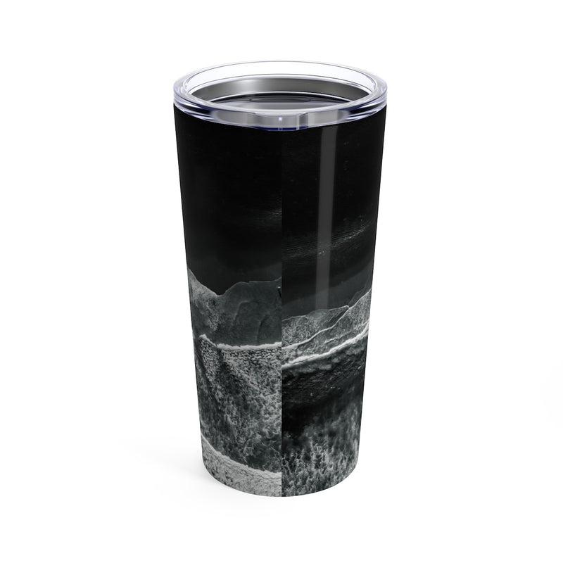 Black Beach Spliced Tumbler 20oz