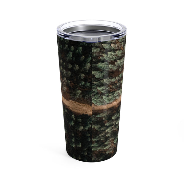 Trees From Above Tumbler 20oz