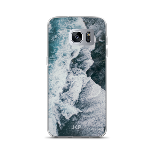 Wild Waves Samsung Case