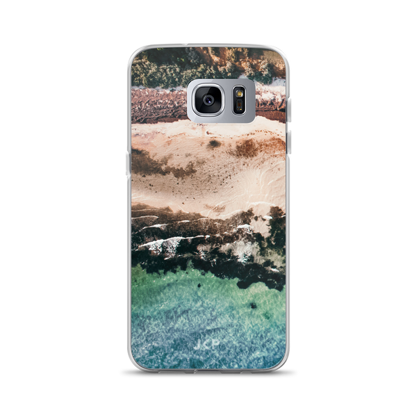 Unexpected Textures Samsung Case