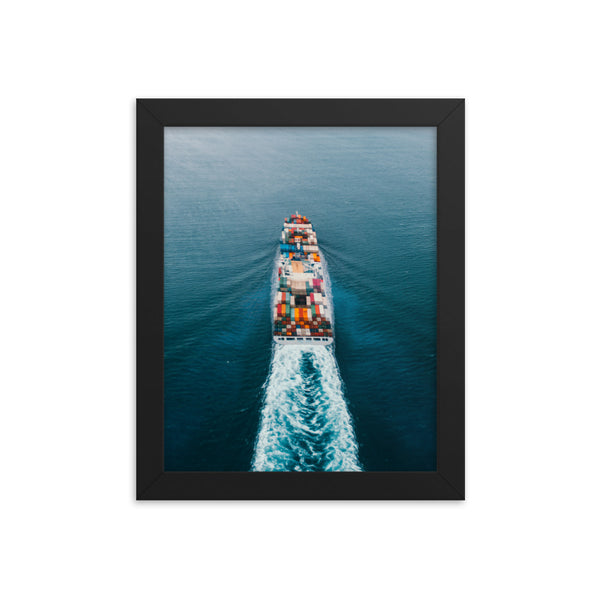 Container Ship 2.0 Print