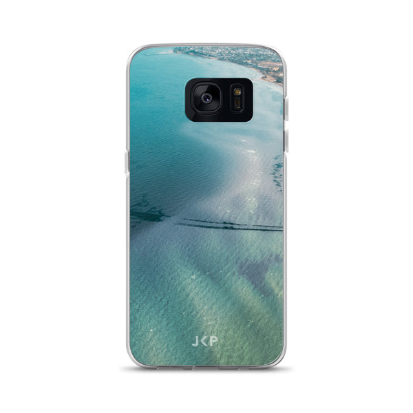 Ripple Beach Samsung Case