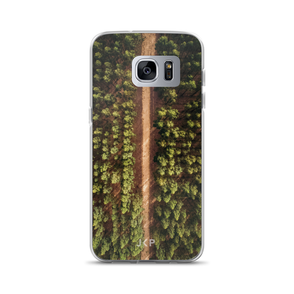 Trees From Above Samsung Case
