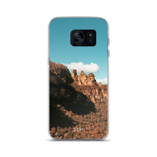 Three Sisters Samsung Case