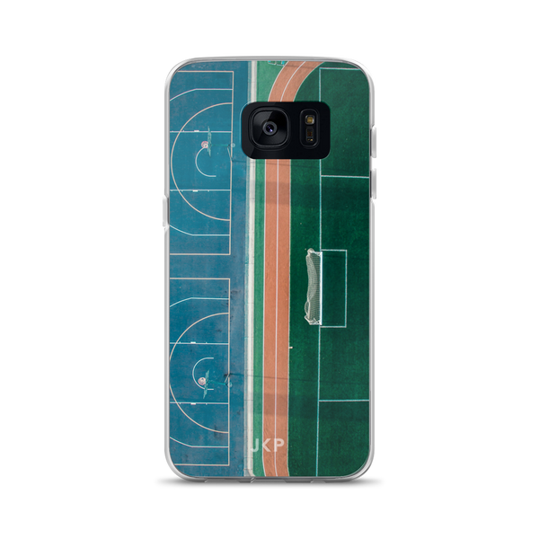 Spliced Court Samsung Case