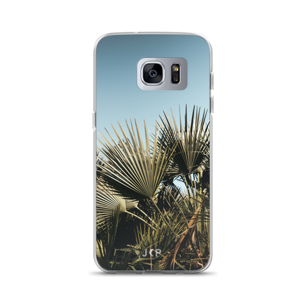 Tropical Palm Samsung Case