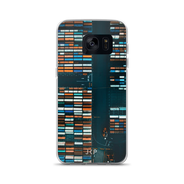 Shipping Containers Samsung Case
