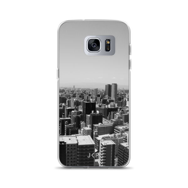 Osaka From Above Samsung Case