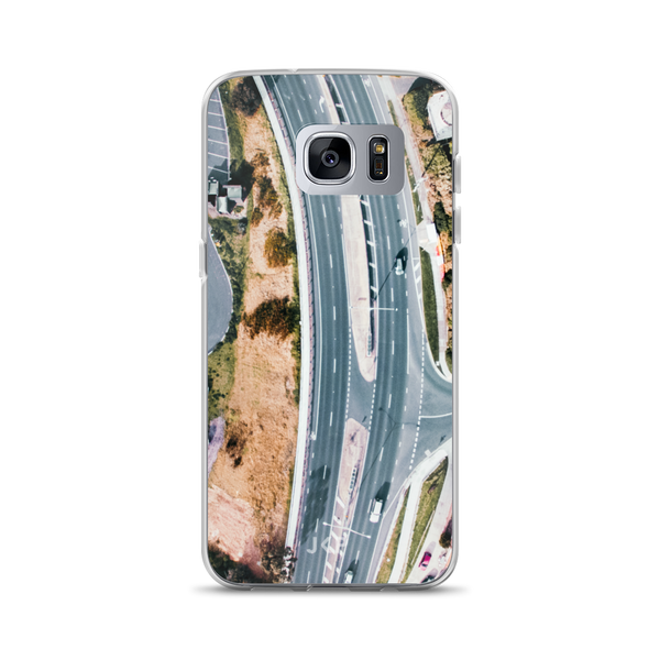 Water And Road Samsung Case