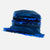 Multiblue Fluffy Velvet Hat