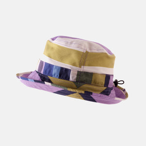 Striped Waterproof Hat Pack