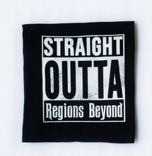 Straight Outta Regions Beyond - Haunted Mansion - Unisex Tee