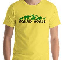Animal Kingdom Squad Goals - Unisex Crew Tee