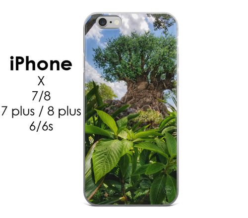 Animal Kingdom Tree of Life Phone Case