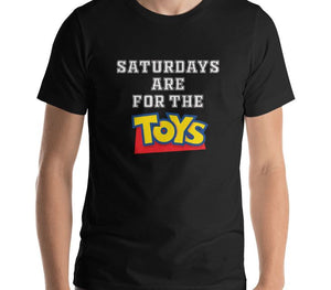 DisneyCrimlins - Saturdays Are For the Toys