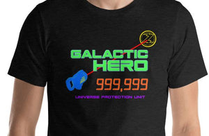 Galactic Hero - Adult & Kids Tees