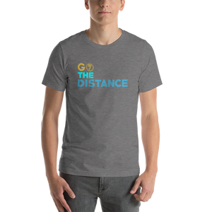 Go The Distance - Unisex Crew Tee
