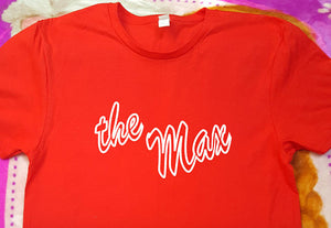 The Max - Saved by the Bell - Unisex Crew Tee
