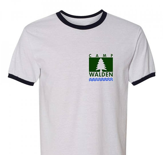 Camp Walden T Shirt - Parent Trap