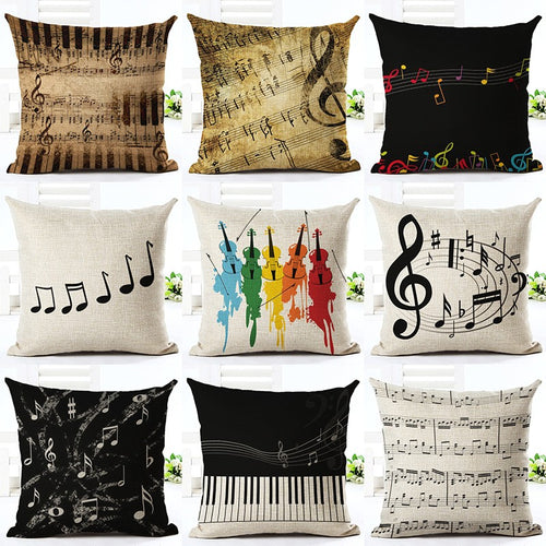 Muse Throw Pillow Covers