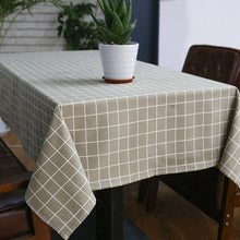 Supper House Tablecloth