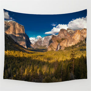 Deep Forest Tapestry