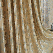 Embossed Blackout Curtains