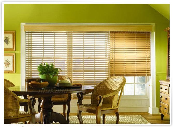 Augustine Wooden Blinds