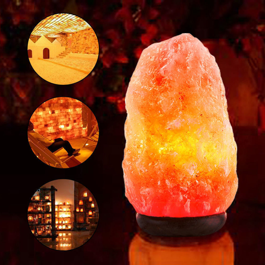 Hand Carved Himalayan Salt Lamp