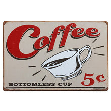 Vintage Tin Signs