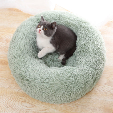 Modern Soft Cat &Dog Bed Perfect For Sleeping (Multiple Sizes)